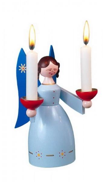 Eckert, Lichterengel in hellblau