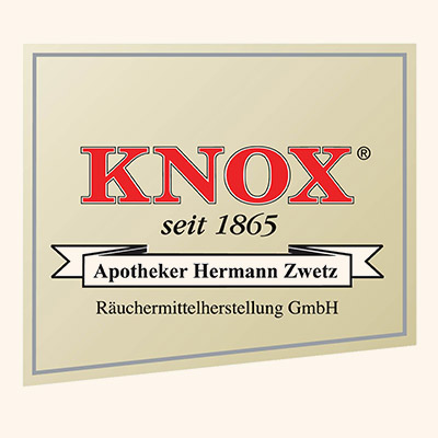 KNOX - Apotheker Hermann Zwetz