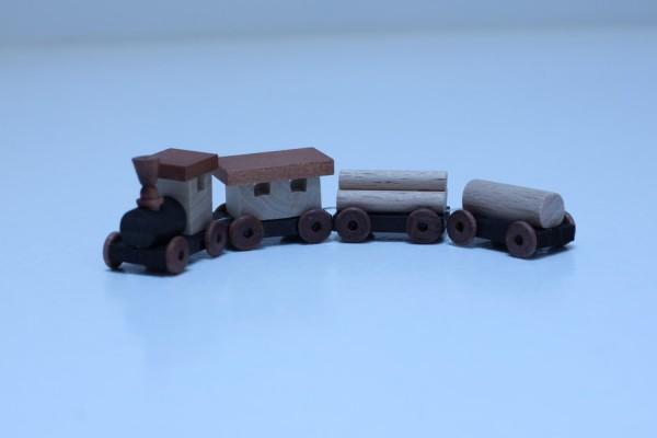 Deko_Element Eisenbahn klein von Romy Thiel