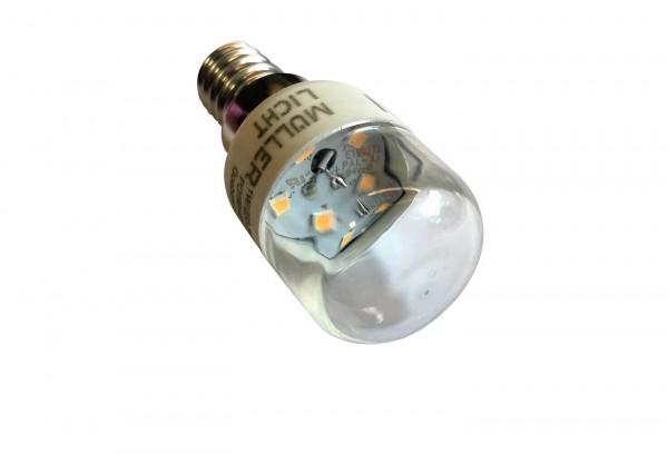 LED Lampe, 1 Watt, 110 - 230 Volt, E14_Bild1